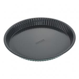 Форма для випікання Ardesto Tasty baking 30*3 см кругла, сірий,голубий