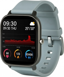 Смарт годинник Globex Smart Watch Me Grey