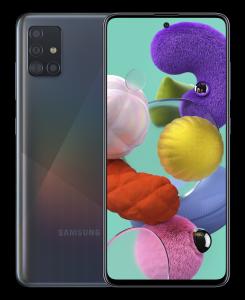 Смартфон Samsung Galaxy A51 4/64 Gb Black (SM-A515FZKUSEK)