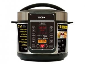 Мультиварка - скороварка Rotex REPC75-B