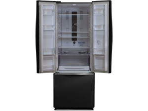 Холодильник Side-by-side Hitachi R-W610PUC4GBK