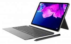 Планшет Lenovo Tab P11 Pro 6/128 LTE Slate Grey (KB + Pen) (ZA7C0092UA)