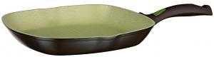Сковорода гриль Ardesto Avocado 28 см,(AR2528GA) зелений, алюміній