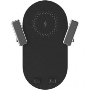 Зарядний пристрій бездротовий для авто ZMI Bracket 20W black
