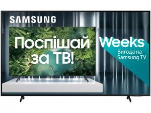 Телевiзор Samsung QE85Q60AAUXUA