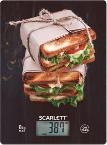 Ваги кухонні Scarlet SC-KS57P56 сендвічі