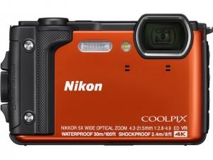 Цифрова камера  Nikon Coolpix W300 Orange