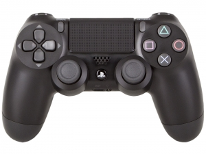 Геймпад безпровідний Sony PS4 Dualshock 4 V2 Black