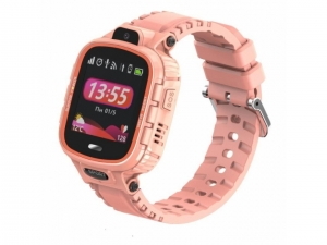 Смарт годинник GOGPS ME K27 Рожевий