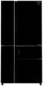 Холодильник Side-by-side SHARP SJ-SX830ABK