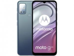 Смартфон Motorola G20 4/128 GB Breeze Blue
