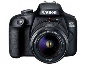 Цифрова камера CANON EOS 4000D 18-55 DC III