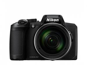 Цифрова камера  Nikon Coolpix B600 Black