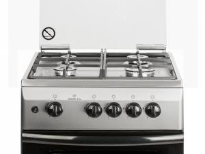 Плита електрична Greta 1470-Э-07 біла nalichie