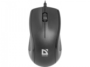 Мишка провідна Defender Optimum MB-160 Black