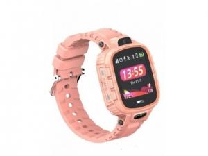 Смарт годинник GOGPS ME K27 Рожевий nalichie
