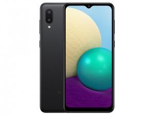 Смартфон Samsung Galaxy A02 (A022G) 2/32GB Black (SM-A022GZKBSEK)