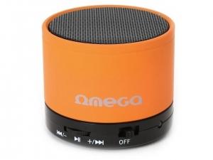 Портативна колонка OMEGA Bluetooth OG47O помаранчевий