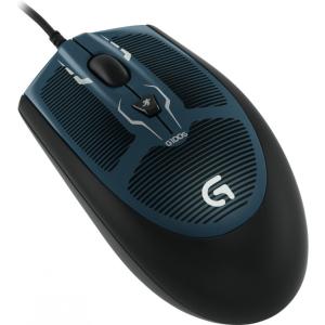 Мишка провідна LOGITECH Optical Mouse B100