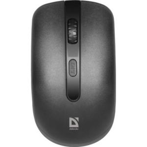 Мишка провідна DEFENDER ISA-135 чорна, 4 кнопки, 800-1600 dpi