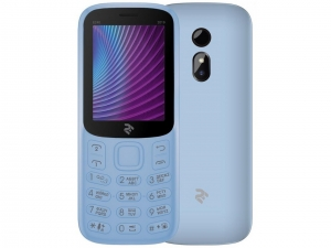 Мобільний телефон 2E E240 2019 DualSim City Blue