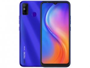Смартфон Tecno Spark 6 Go 2/32Gb (KE5) Dual SIM Aqua Blue