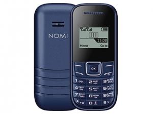 Мобільний телефон Nomi i144m Blue
