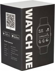 Смарт годинник Globex Smart Watch Me Grey nalichie