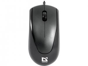 Мишка провідна Optimum MB-150 PS/2 Чорний
