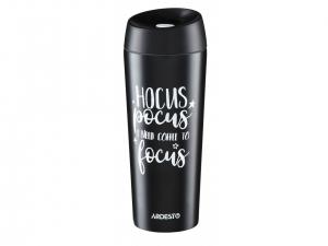 Термокружка Ardesto Coffee time Hocus 450 мл, (AR2645DMB)