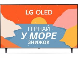 Телевізор LG OLED55A16LA