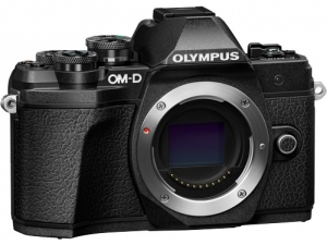Цифрова камера OLYMPUS E-M1 mark III Body чорний
