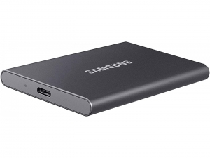 SSD накопичувач Samsung 500GB USB 3.1 Gen 2 T7 Touch Silver nalichie