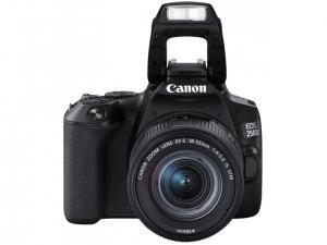 Цифр. фотокамера дзеркальна Canon EOS 250D kit 18-55 IS STM White