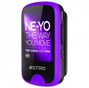 MP3 плеєр Astro M-5 black-purple