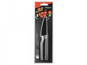 Кухонний ніж для овочів Ardesto Black Mars, 19 см (AR2018SK)