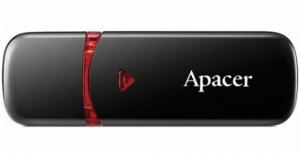Флеш USB 16 Gb Apacer AH333 black