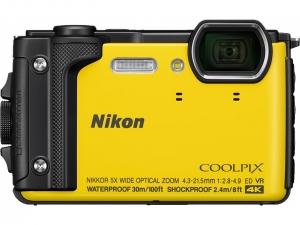 Цифрова камера  Nikon Coolpix W300 Yellow