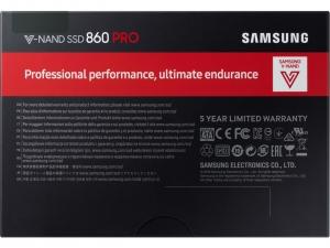 SSD накопичувач Samsung 1Tb MZ-76P1T0BW nalichie