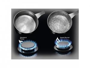 Варочна поверхність газова Electrolux GPE 263 YK nalichie