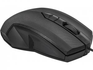 Мишка провідна DEFENDER (52751) MB-751 чорний nalichie