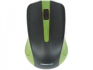Мишка провідна OMEGA OM05G зелений