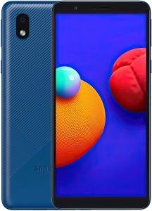 Смартфон Samsung Galaxy A01 Core (A013F) 1/16GB Dual SIM Blue