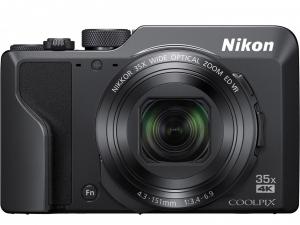 Цифрова камера Nikon Coolpix A1000 Black