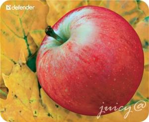 Килимок для мишки DEFENDER (50412)Juicy sticker пластиковий nalichie