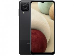 Смартфон Samsung Galaxy A12 3/32GB (SM-A125FZKUSEK) Black