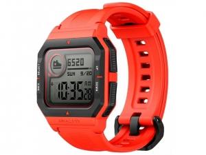 Смарт годинник Xiaomi Amazfit Neo Smart watch Red