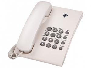 Дротовий телефон 2E AP-210 White