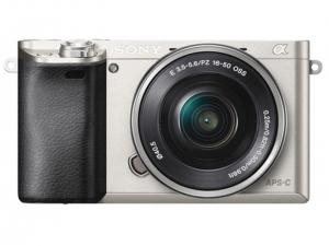 Цифрова камера Sony Alpha 6000 kit 16-50mm White
