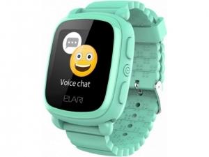 Смарт годинник для дітей Elari KidPhone 2 Green KP-2G